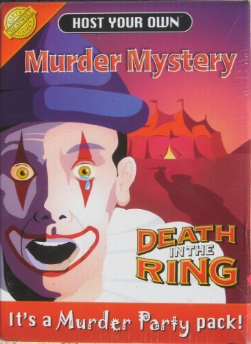 Host Your Own Murder Mystery: Death in the Ring