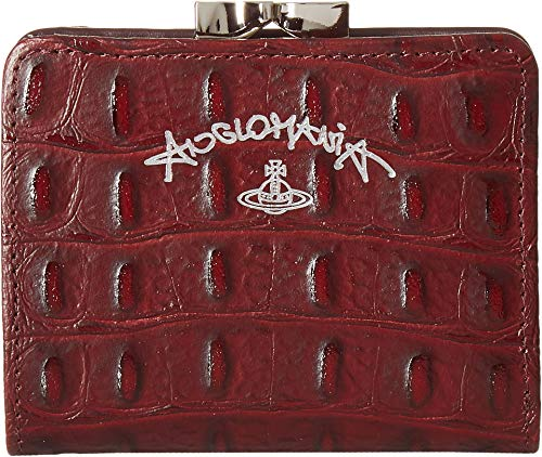 Vivienne Westwood Women's Anglomania Wallet Red One Size