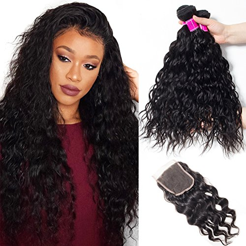 wet and wavy lace closure - 7