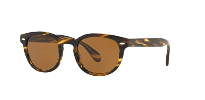 e7a5a8a1a0 Image Unavailable. Image not available for. Color  New Oliver Peoples OV  5036 S Sheldrake ...