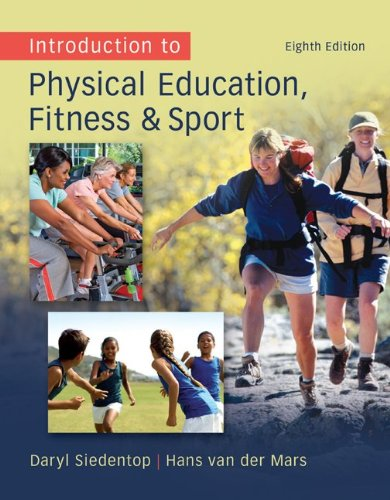 Intro.To Physical Educ.,Fitness,+Sport