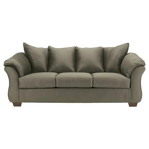 Ashley Furniture Darcy Sage Chair: Ashley Sofa: Amazon.com