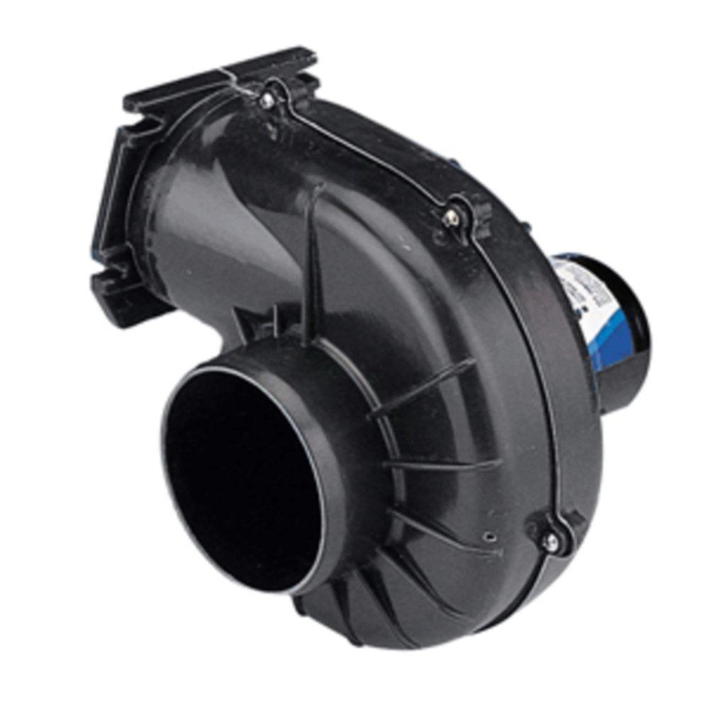 Jabsco 4 250 CFM Flangemount Blower - 12V - 1 Year Direct Manufacturer Warranty