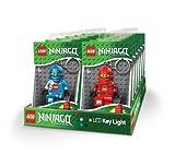 LEGO Ninjago Key Light (Colors May Vary). 1 Piece, Baby & Kids Zone