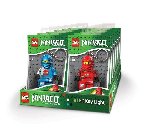 LEGO Ninjago Key Light (Colors May Vary). 1 Piece