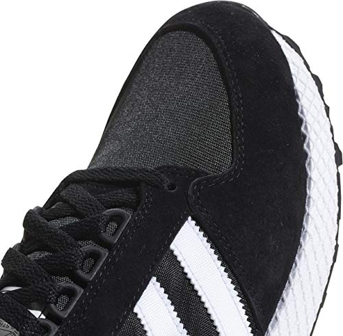 Forest Adidas Black 46 3 White Size 2 Shoes Black Grove xZUgp5Z