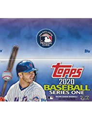 2020 Topps Series 1 Baseball Trading Card Retail Display Box