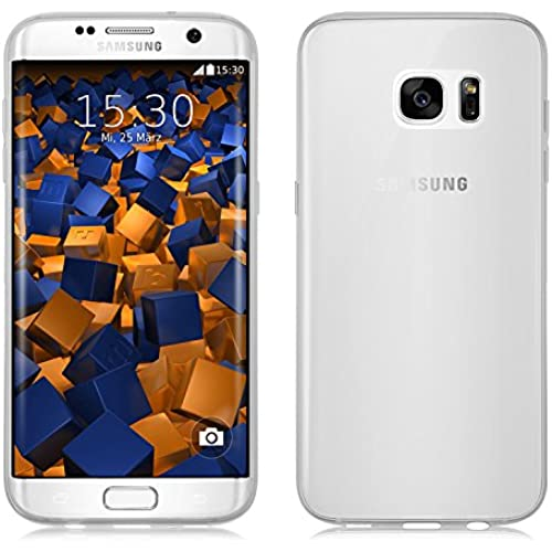 Galaxy S7 Edge case, KuGi  Samsung Galaxy S7 Edge case - High quality frosted style ultra-thin Soft TPU Case for Samsung Galaxy S7 Edge smartphone. (White) Sales