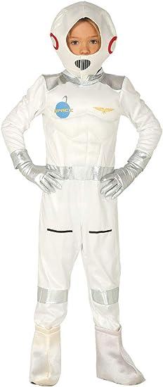 Guirca-88516 Disfraz 5-6 años Astronauta, Multicolor, (88516 ...