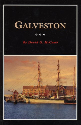 Galveston History Guide Cotten Popular ebook product image