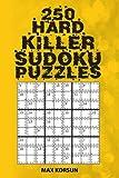 250 Hard Killer Sudoku Puzzles