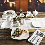 Gibson Home Zen Buffet Dinnerware Set, Service for