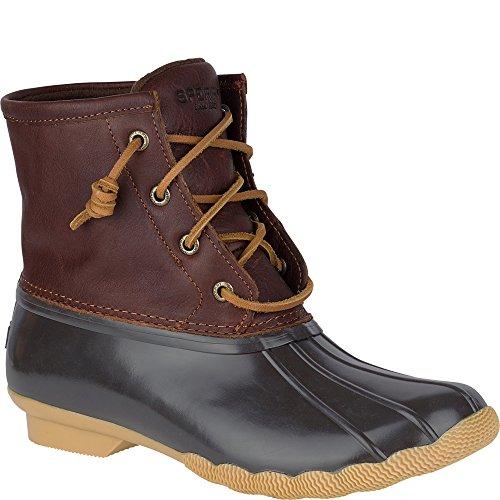 10个最好的女式鸭靴尺寸为7棕色
