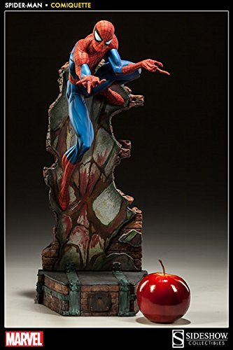 Spider-Man J. Scott Campbell Collection Sideshow Collectibles Statue by Marvel Statues, Busts, Prop Replicas
