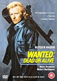 Wanted: Dead Or Alive [1986] [DVD]