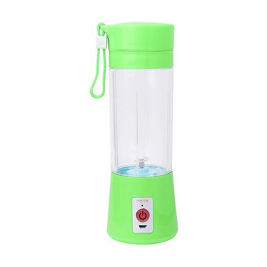 allrise eléctrico Juice exprimidor licuadora cocina frutas botella ...
