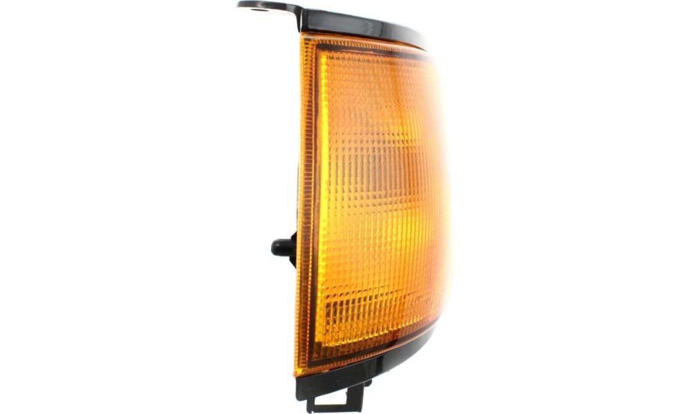 Evan-Fischer EVA20572013652 Corner Light for Isuzu Rodeo 98-99 Corner Lamp LH Assembly Left Side Replaces Partslink# IZ2520105