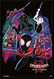 Trends International Marvel Comics Movie Man: Enter The Spider-Verse-Group Wall Poster, 22.375' x 34', Multi