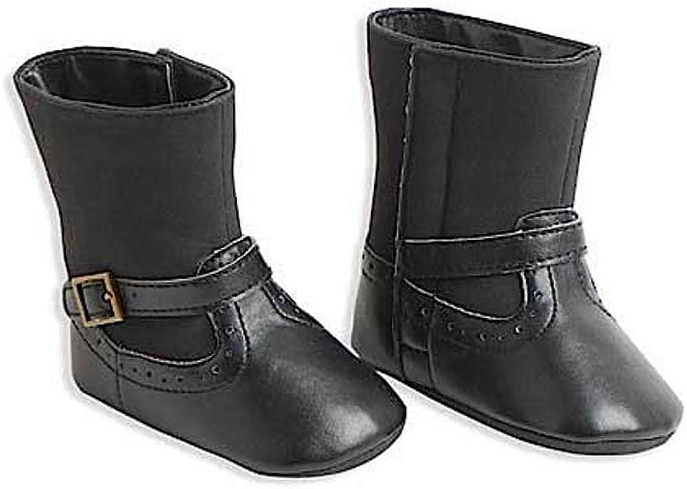 Amazon.com: Infant Girls Black Boots