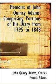 john quincy adams diary pdf