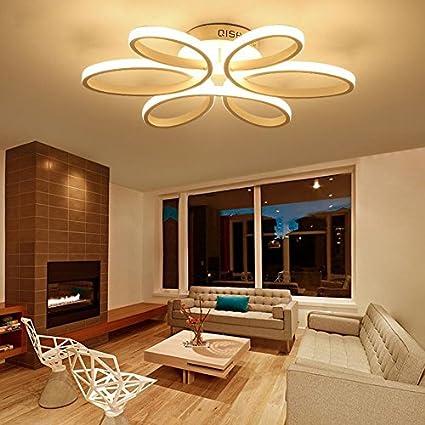 SX-ZZJ $Iluminación de Techo Lámpara de Techo LED, Luces de ...
