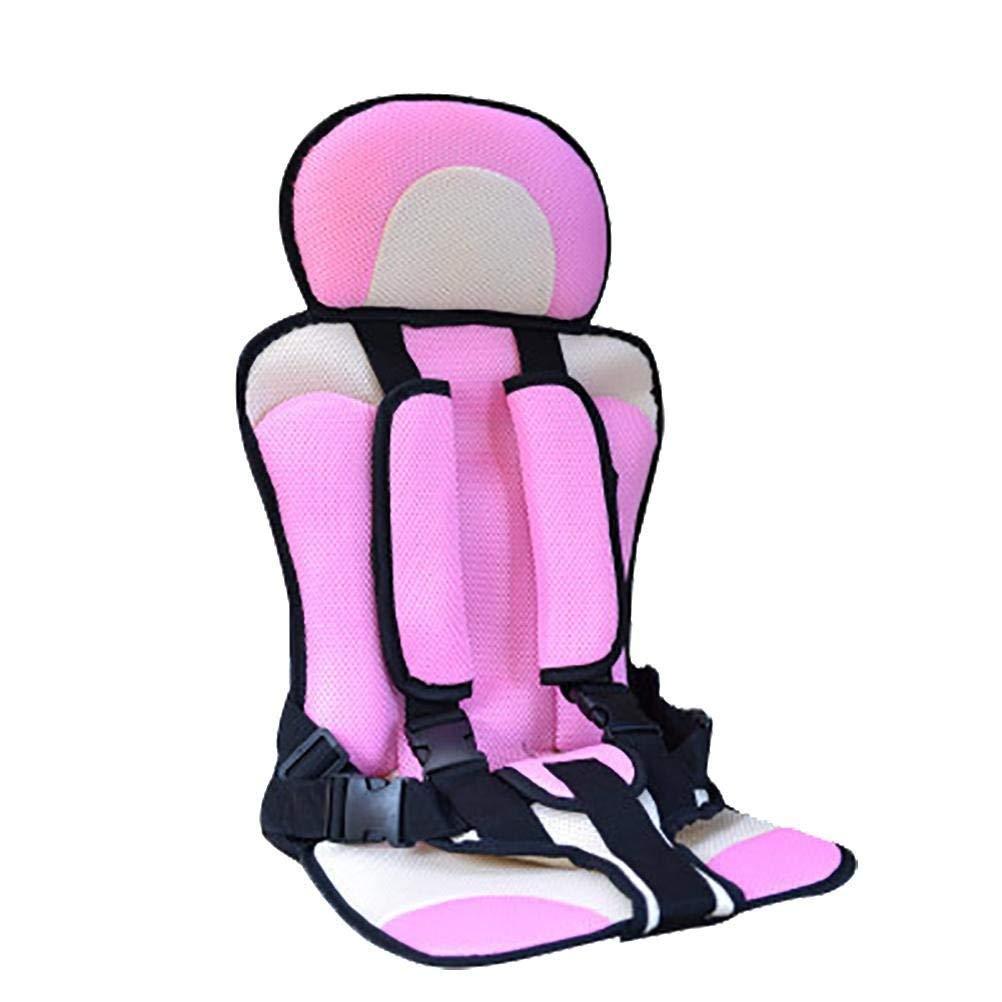 TRNMC TRNMCMC Car Child Safety Cover Harness Repositions Strap Adjuster Mash Pad Kids Seat Belt Seatbelt Clip Booster Adult Children Seat Belt Clips,red