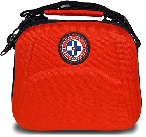 Be Smart Get Prepared First Aid Kit, 303 - First Case Hard Aid