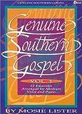 Genuine Southern Gospel, Mosie Lister, 0834195976