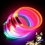 Catnew Rechargeable LED Night Flashing Luminous USB