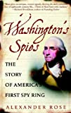 Book cover for Washington's Spies: The Story of America's First Spy Ring