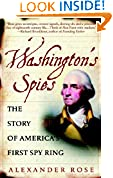 #7: Washington's Spies: The Story of America's First Spy Ring