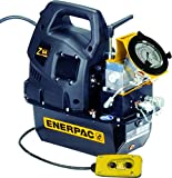 Enerpac ZU4204BE-Q Classic Torque Wrench Pump with VE42Q Valve 230 Volts and 4 Liters Usable Oil Capacity