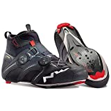 Northwave Men's Extreme Road Winter GTX Black 45.5 EU 12.5 US Cycling Shoes