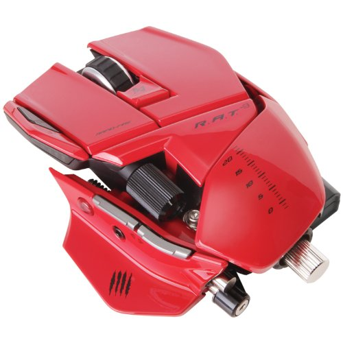 - Mad Catz R.A.T.9 Gaming Mouse for PC and Mac