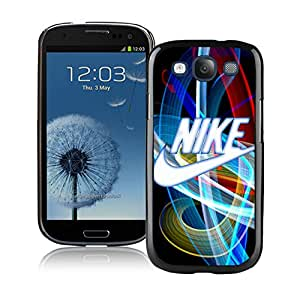 Popular Designed Phone Case For Samsung Galaxy S3 I9300 With Nike 15 Black Phone Case