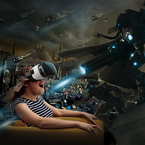 51RJ4v8bHLL On The Uprise: Virtual Reality As Seen Through The HOOTOO 3D Headset