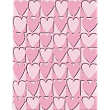 Provo Craft Cuttlebug A2 Embossing Folder, Heart Blocks