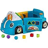 Laugh & Learn Etapas de Smart Crawl Azul alrededor coche, Auto Smart Stages, azul, Azul
