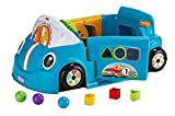 Baby : Fisher-Price Laugh & Learn Smart Stages Crawl Around Car, Blue