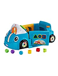 Fisher-Price Laugh & Learn Smart Stages Crawl Around Car, Blue BOBEBE Online Baby Store From New York to Miami and Los Angeles