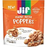 Jif Peanut Butter Poppers - Resealable Bag - Peanut Butter (Pack of 24)