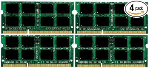 16GB 4x4GB PC3-8500 Memory for Apple iMac 3.06Ghz Intel Core i3 Duo Late 2010