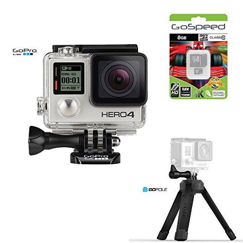 GoPro-Hero4-Hero-4-12MP-Full-HD-4K-30fps-1080p-120fps-Built-In-Wi-Fi-Waterproof-Wearable-Camera-Black-Adventure-8GB-Edition