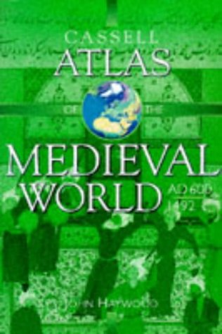 Cassell Altas Of The Medieval World Ad 600-1492 (Atlas) por Andromeda,