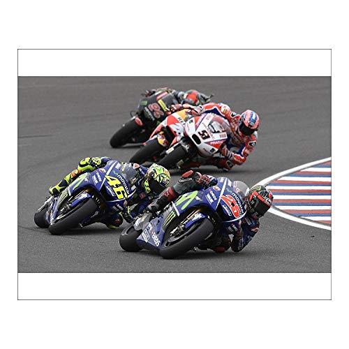 (Media Storehouse 20x16 Print of Moto-Argentina-Grand-Prix (13479769))