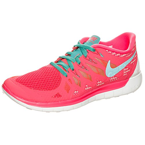 NIKE 642199 600 - Zapatillas de correr de material sintético mujer - pink/mint