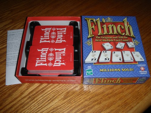 Family Card Games Flinch by Winning Moves Games