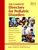 Complete Directory for Pediatric Disorders, , 1592377424