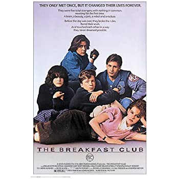 the breakfast club poster photographs posters prints. Black Bedroom Furniture Sets. Home Design Ideas