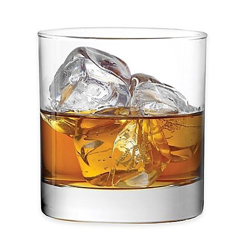 Classic Double Old Fashioned Glasses, 11 Oz., Set of (Classic Double Old Fashioned)